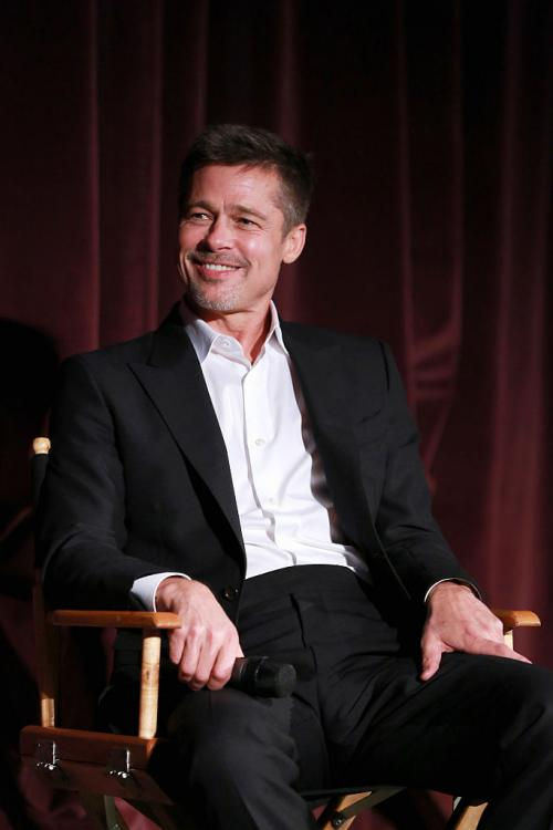 Brad Pitt was asked who his favourite Kardashian sister is & the Ad Astra star's reaction is PRICELESS