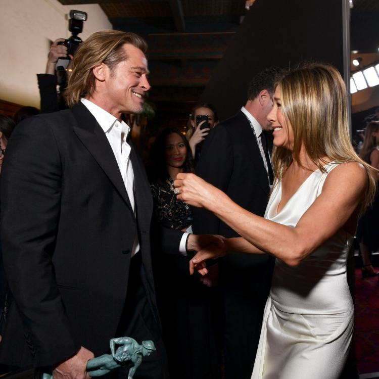 Brad Pitt's mother was 'rooting' for him to remarry Jennifer Aniston