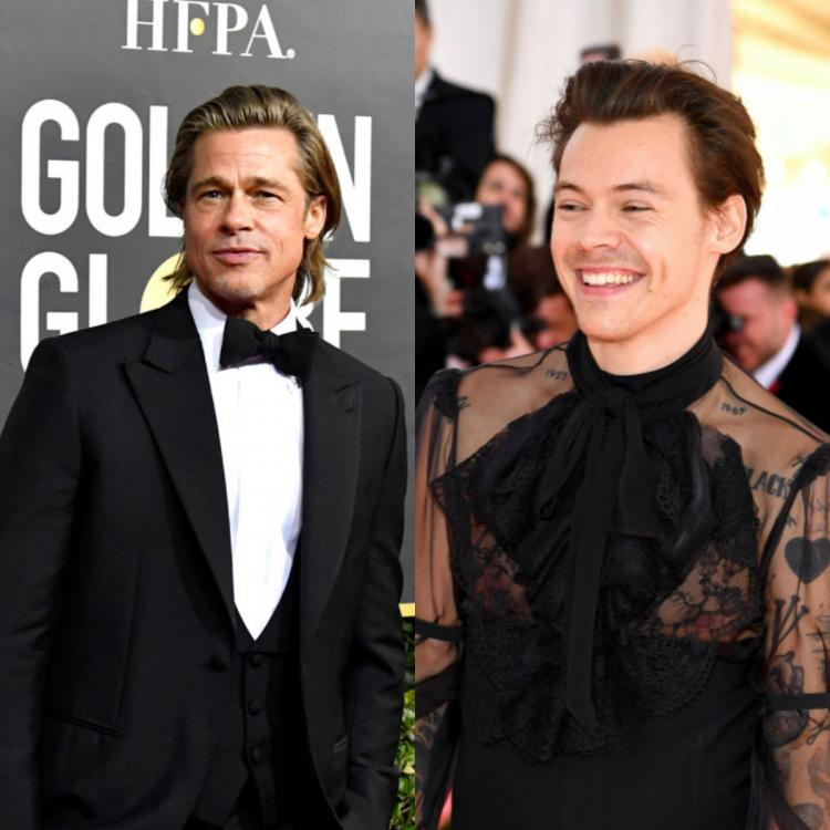 Brad Pitt and Harry Styles set to star in a movie together? Here's what is going on