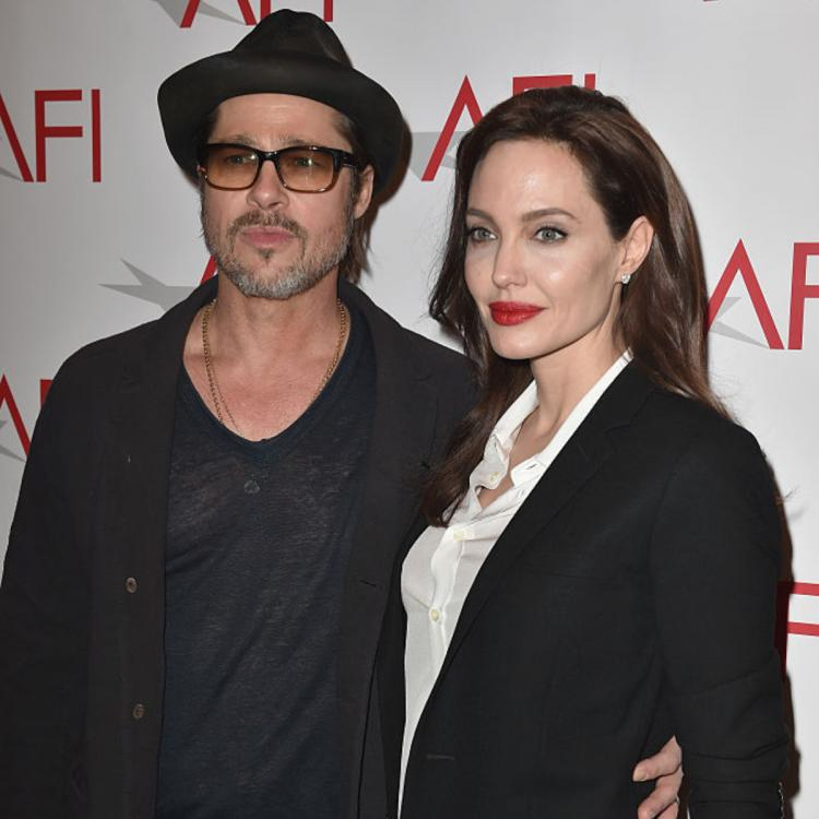 Angelina Jolie is reportedly accusing Brad Pitt of domestic violence.