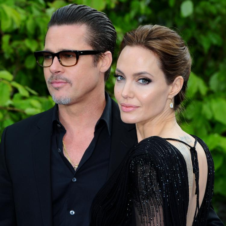 Brad Pitt 'expected' Angelina Jolie to lash out for taking rumoured GF Nicole Poturalski to Chateau Miraval?