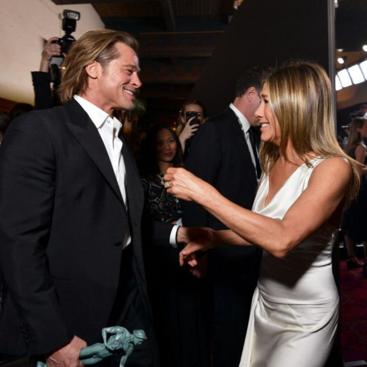 Jennifer Aniston and Brad Pitt were nominated for Emmys 2020