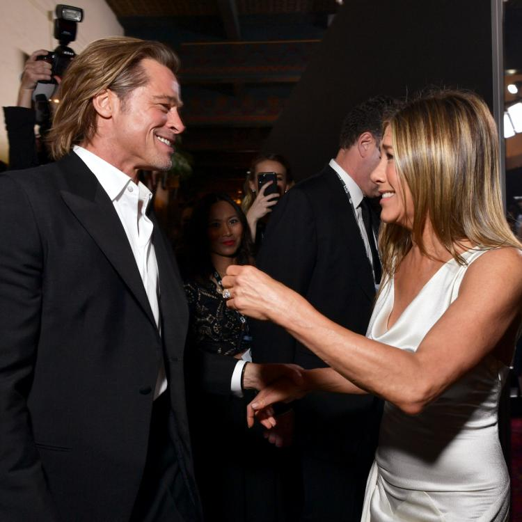 Brad Pitt getting support from Jennifer Aniston amid divorce