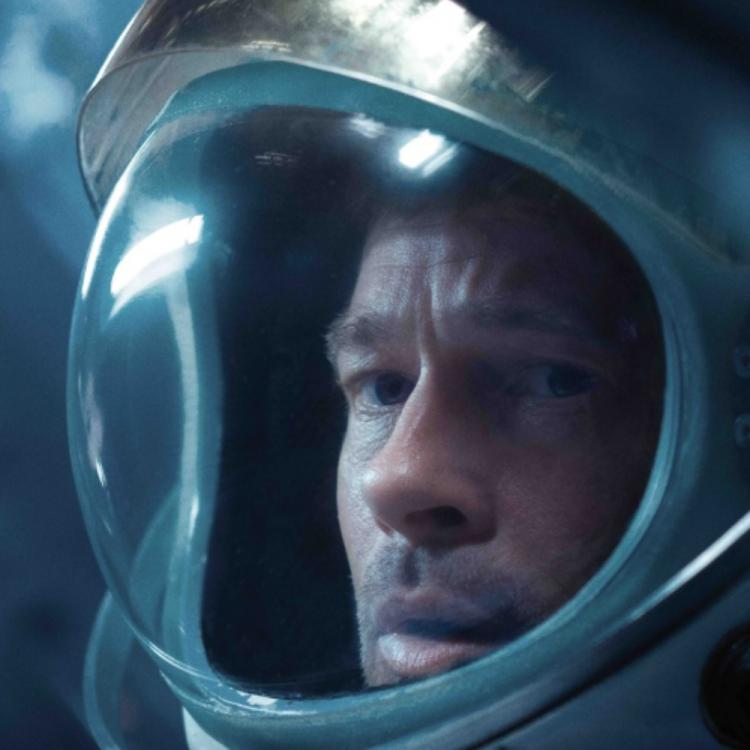 Ad Astra: Brad Pitt is nailing it in the role of an astronaut in the latest poster of the movie; View PIC