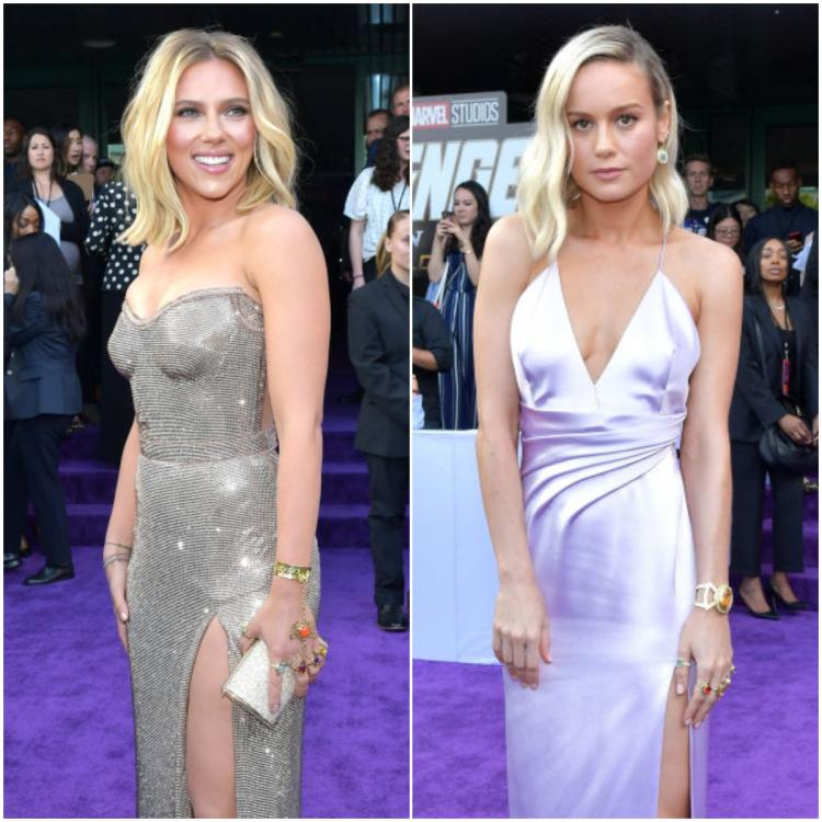 Avengers: Endgame LA Premiere: Brie Larson, Scarlett Johansson and more were dressed to the nines at the event