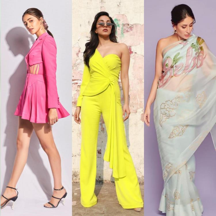 These leading ladies welcome Fall/Winter with a burst of bright colors