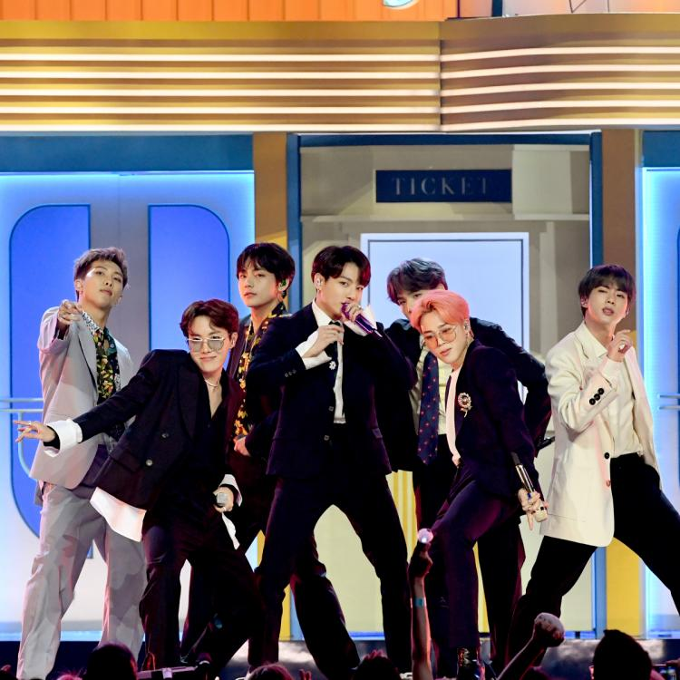 BTS members chat with Indian media; Fans go WILD