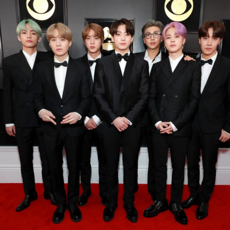 BTS on the upcoming album, BE, recording Dynamite and writing music