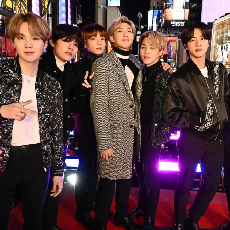 Hollywood celebs who are BTS fans