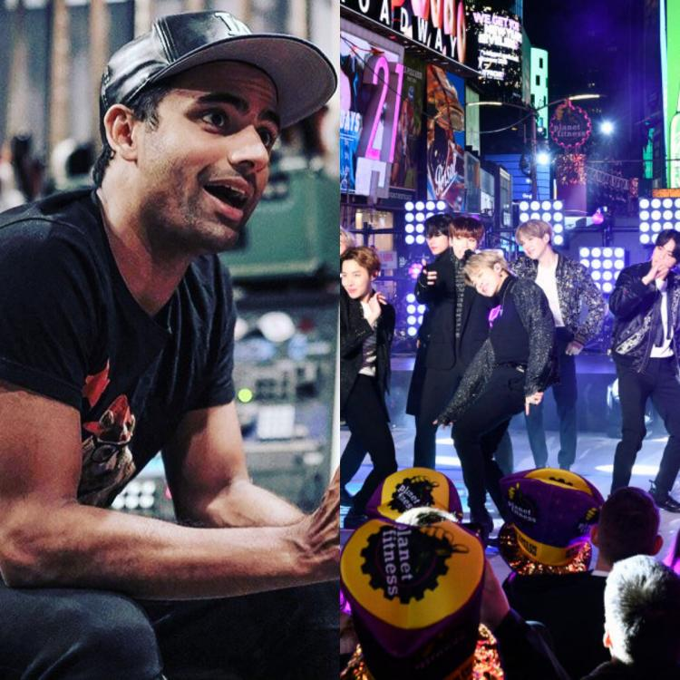 Tushar Apte on working on BTS, BLACKPINK and EXO