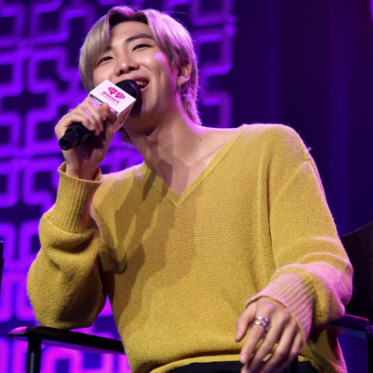 BTS leader RM aka Namjoon makes a generous donation of 100 million won to a museum for his 26th birthday