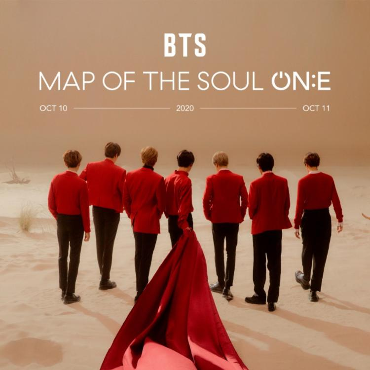 BTS Map of the Soul ON:E Day 1 Live Updates