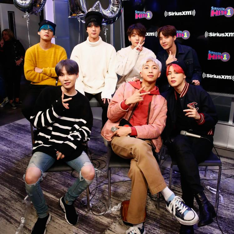 BTS members REVEAL they're a fan of Harry Styles' THIS song while teasing Suga aka Yoongi