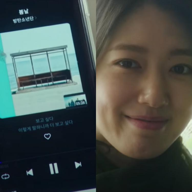 WATCH: Sisyphus: The Myth clip REVEALS BTS song Spring Day doubles up as Park Shin Hye's symbol of hope