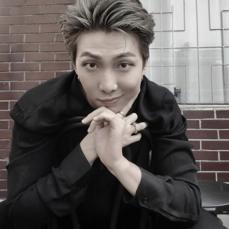BTS: RM aka Namjoon leaves ARMY thirsting after him with a handsome photo as he celebrates Dynamite's success