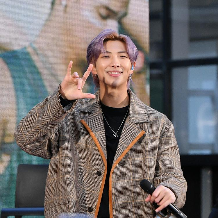BTS: RM bids 2020 goodbye & welcomes 2021 with a poetic letter: Remember  they can't cancel the spring | PINKVILLA