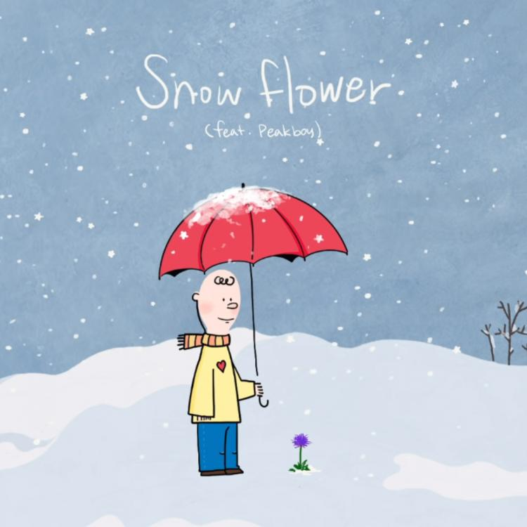 Snow Flower: V aka Taehyung collaborates with Wooga Squad ...
