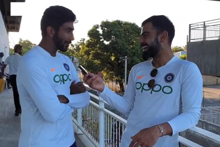 India vs West Indies: Jasprit Bumrah owes his hat-trick to Virat Kohli for using the review at right time