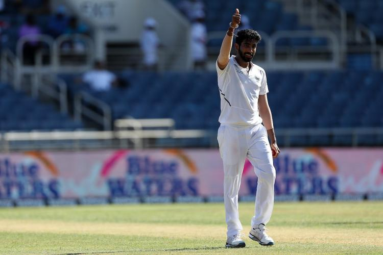 India vs West Indies: Jasprit Bumrah takes hat-trick, becomes third Indian bowler to achieve the feat