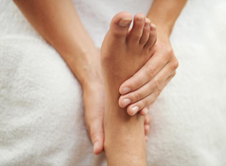 Foot care: The RIGHT way to get rid of calluses completely