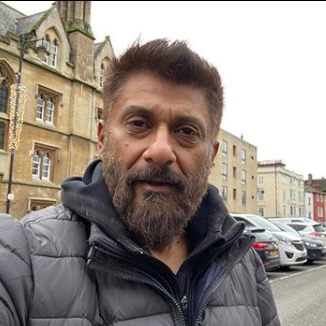 Vivek Agnihotri denounces the protests, wages wars on multiple fronts