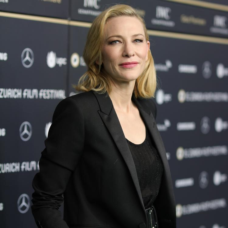 On Cate Blanchett's birthday looking at the time she spoke about Harry Styles' fashion