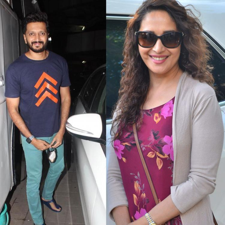 Maharashtra Day 2021: Madhuri Dixit, Riteish Deshmukh and other celebs wish fans on the special occasion