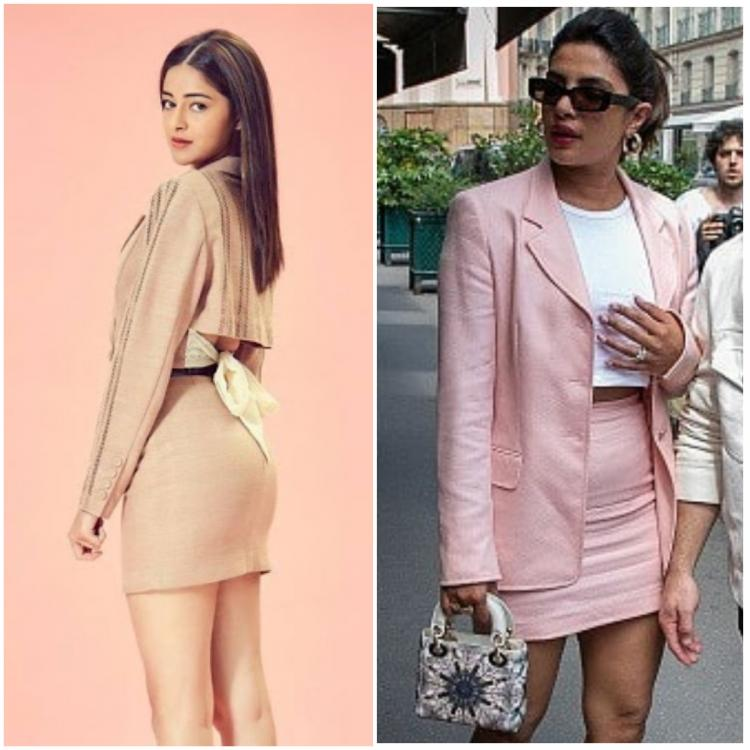 Priyanka Chopra to Ananya Panday: Forget pantsuits, skirt suits are all the rage right now