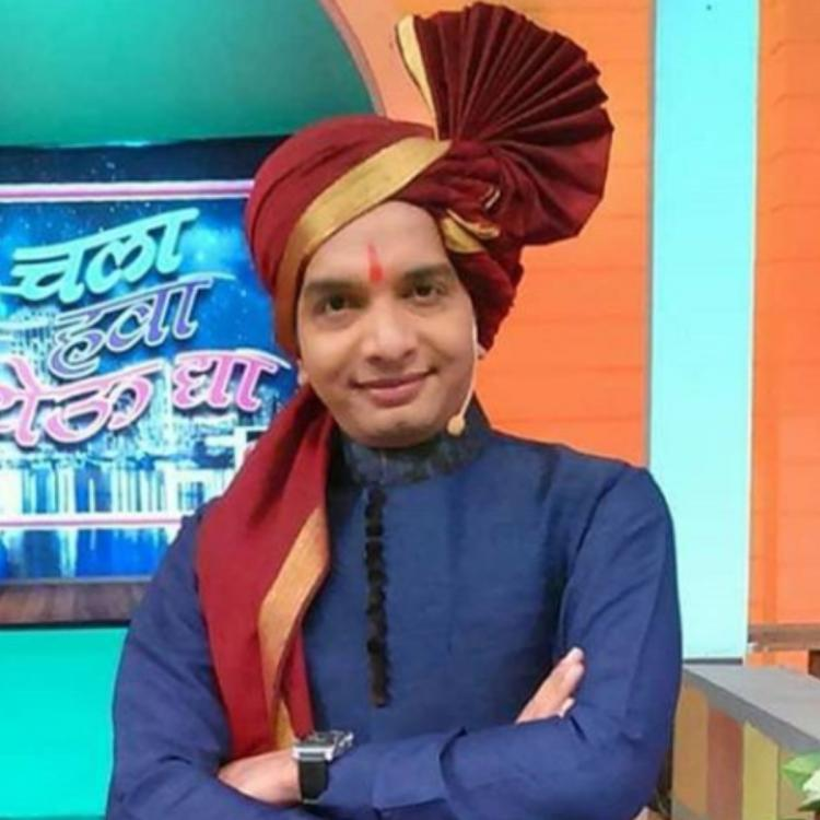 Chala Hawa Yeu Dya's Nilesh Sable turns host for reality show 'Lav Re Toh Video'; REVEALS its unique concept