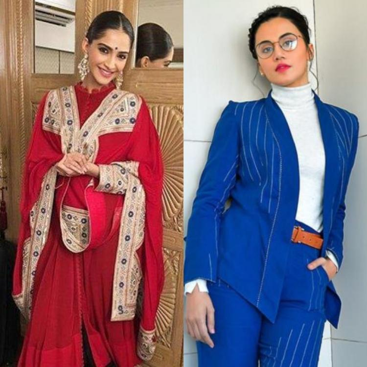Chandrayaan 2: Sonam K Ahuja, Taapsee Pannu & other Bollywood celebs laud ISRO's efforts for their attempt