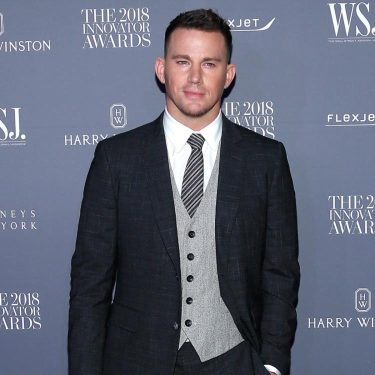 Channing Tatum reveals why he works out