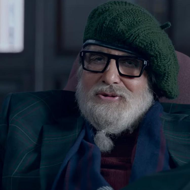 Amitabh Bachchan starrer Chehre not to release on April 9; Gets postponed due to rise in COVID 19 cases