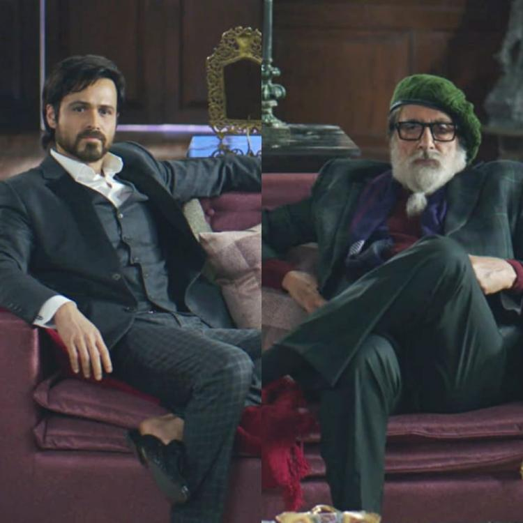 Chehre: Amitabh Bachchan, Emraan Hashmi's film gets a new release date as requested by makers of Gulabo Sitabo