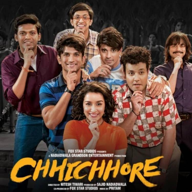 Chhichhore leaked online: Shraddha Kapoor & Sushant Singh Rajput starrer is the latest target of Tamilrockers