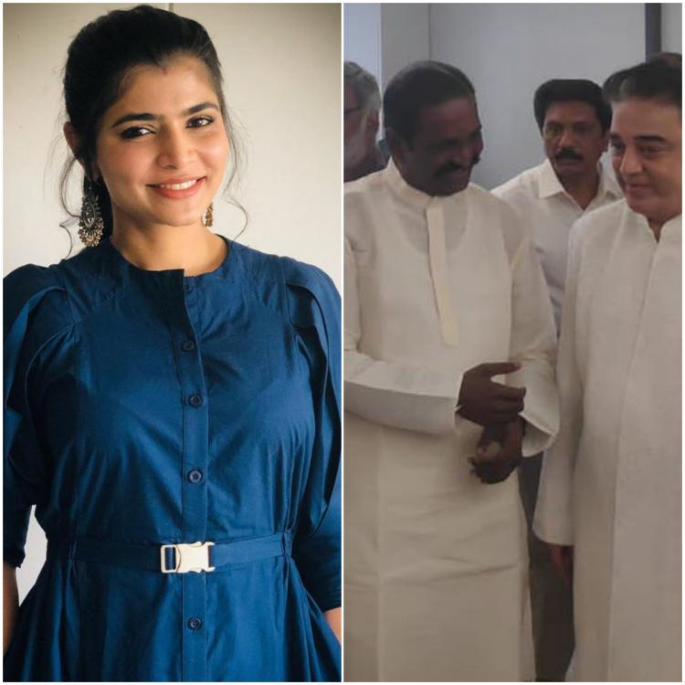 #MeToo accused Vairamuthu spotted with Rajinikanth, Kamal Haasan; Chinmayi says, 'Nothing has happened to him'
