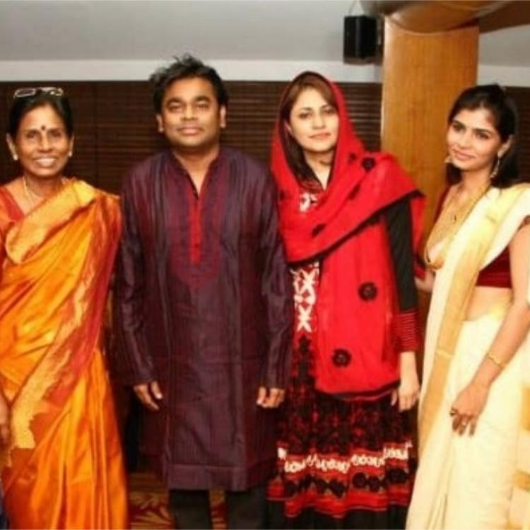 Chinmayi SLAMS trolls for calling AR Rahman 'religiously intolerant'; Shares his photo from her family ritual