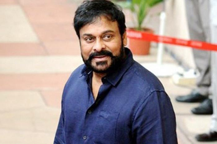 Fire breaks out at Chiranjeevi's farmhouse near Gandipet lake; film set too damaged