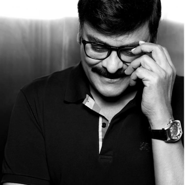 Megastar Chiranjeevi redefines age in these photoshoot pictures for daughter in law Upasana's Bpositive cover