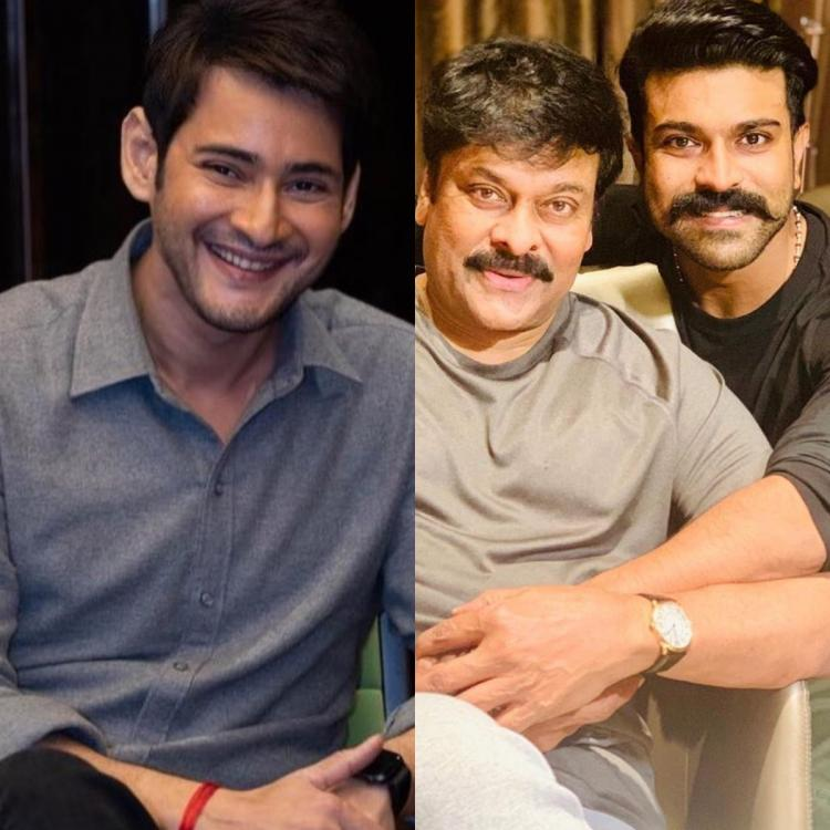 Chiranjeevi REACTS to Mahesh Babu opting out of Acharya; OPENS up on Ram Charan's role in the film