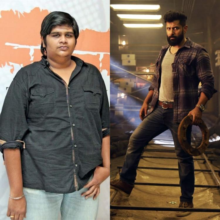 Chiyaan 60: Karthik Subbaraj announces his next film with Vikram and his son Dhruv Vikram