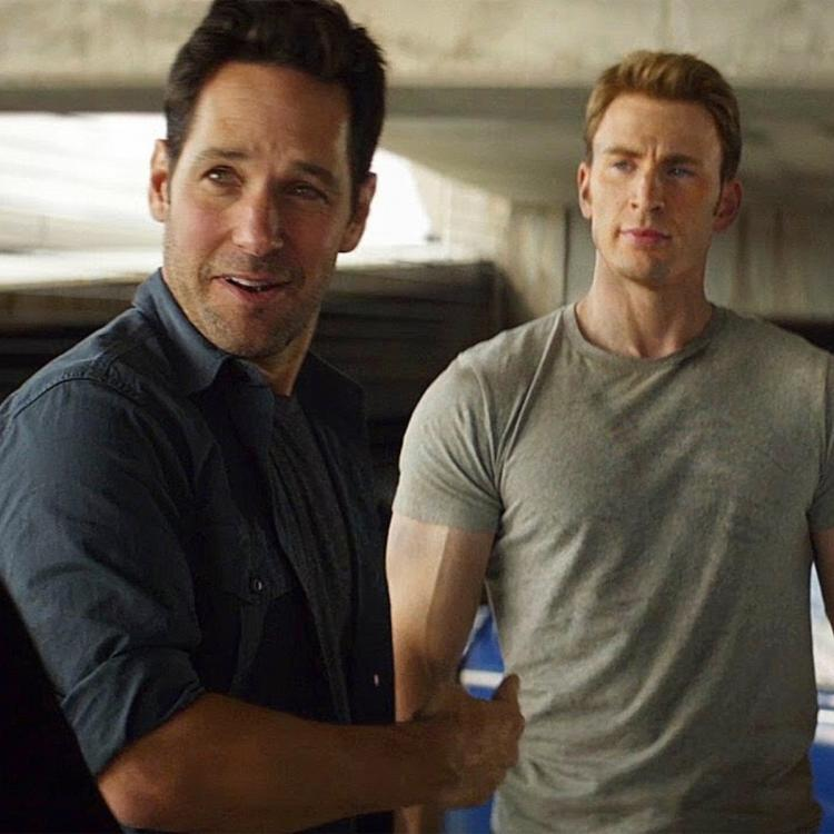 Chris Evans shared a hilarious memory from when he first met Paul Rudd on the sets of Captain America: Civil War.