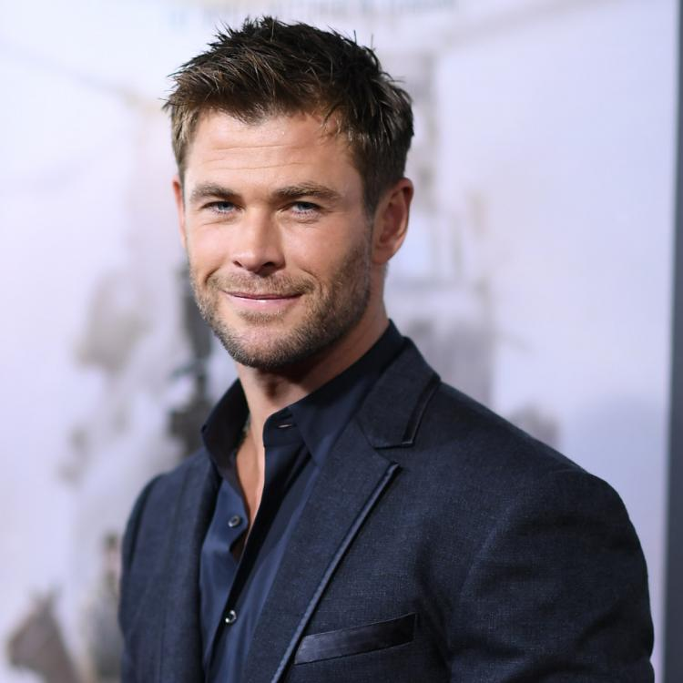 Chris Hemsworth crashes a weather forecast; Jokes he got 'teased about not having the best presenting skills'