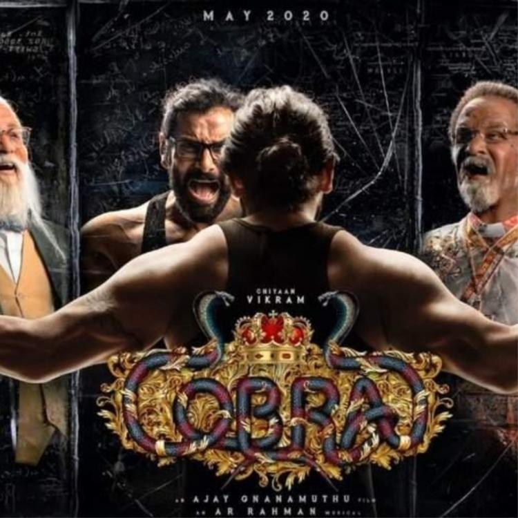 Chiyaan Vikram's Cobra team CANCELS shooting in Russia due to Coronavirus scare