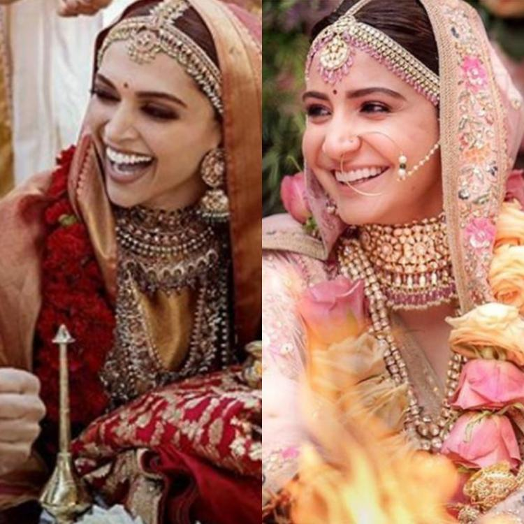 Deepika Padukone to Anushka Sharma: THESE celebrity inspired bridal glam is perfect for all future brides