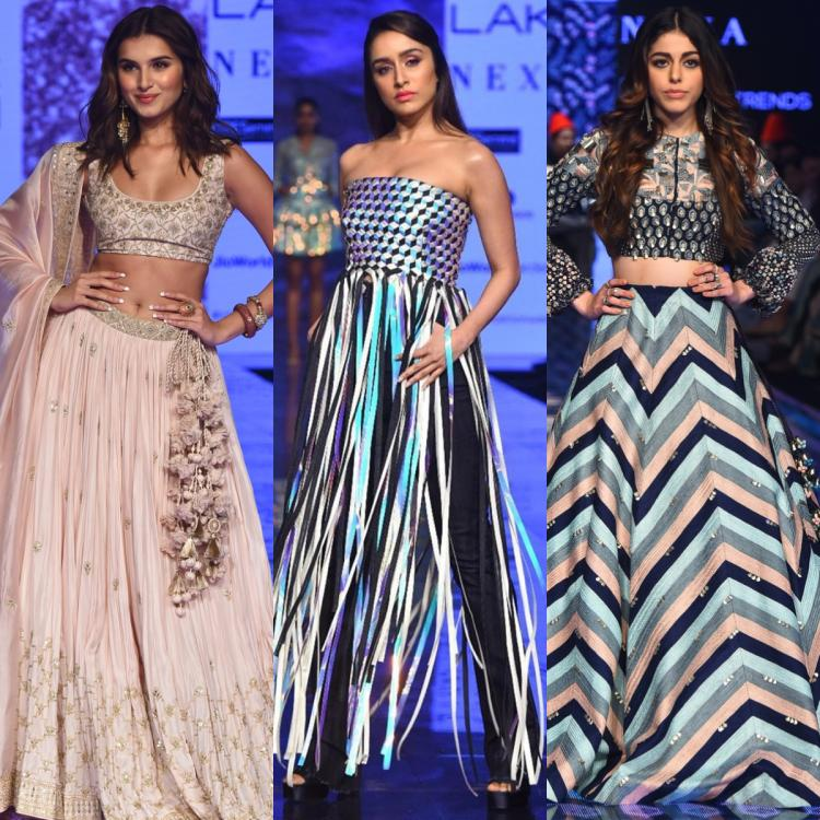 Lakme Fashion Week 2020 Tara Sutaria Shraddha Kapoor Alaya F Everything You Just Can T Miss From Day 4