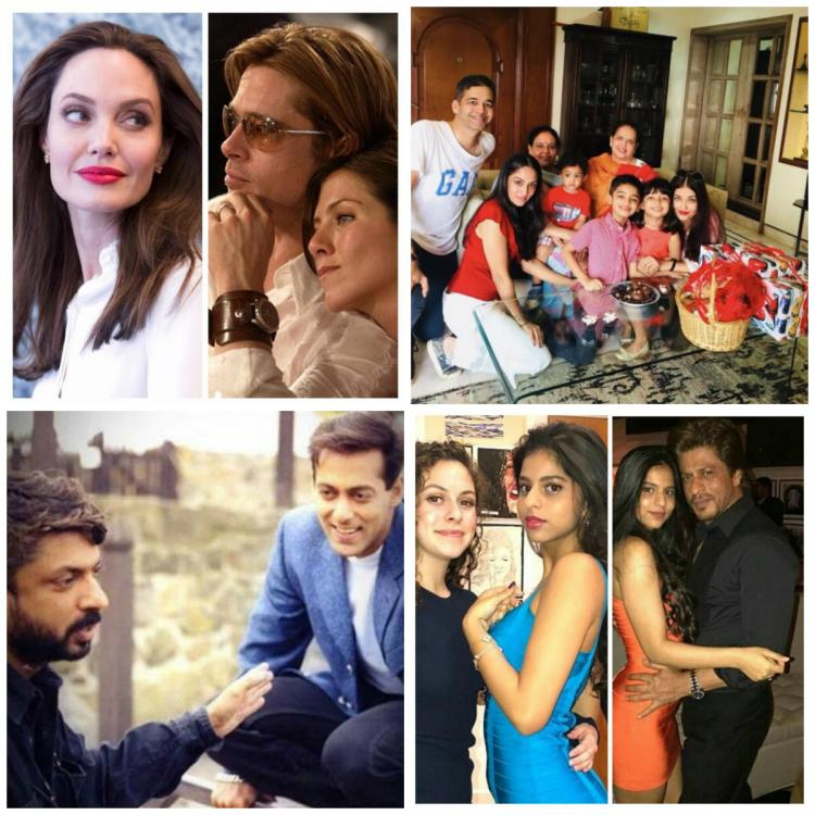 Brad Pitt regrets leaving Jennifer Aniston for Angelina Jolie to Rani Mukerji talking about airport looks; Top Newsmakers of the Week