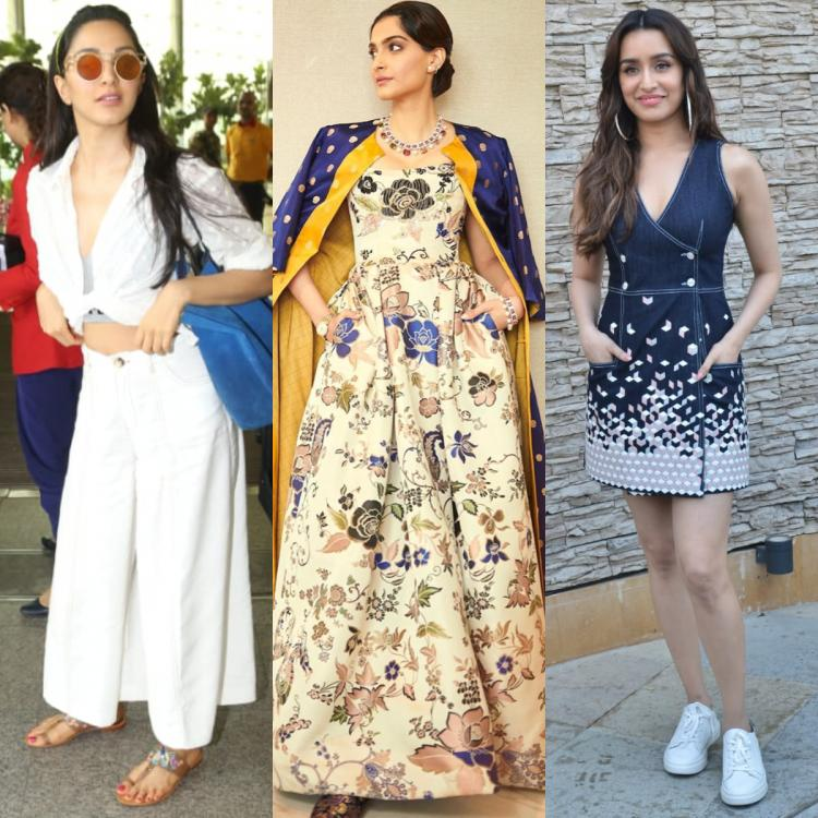 Kiara Advani, Sonam Kapoor to Shraddha Kapoor: THESE looks from the day gone by are worth a glimpse