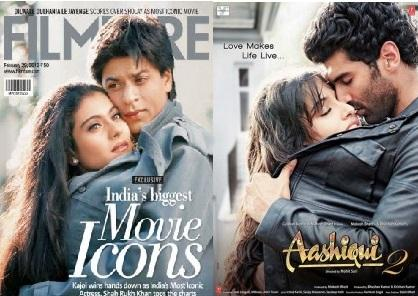 Movie Stills,Aashiqui 2 SRK KAJOL