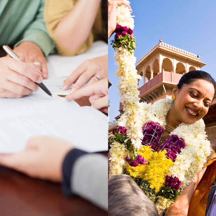 Court Marriage or Wedding Ceremony: Which one is your choice? COMMENT NOW