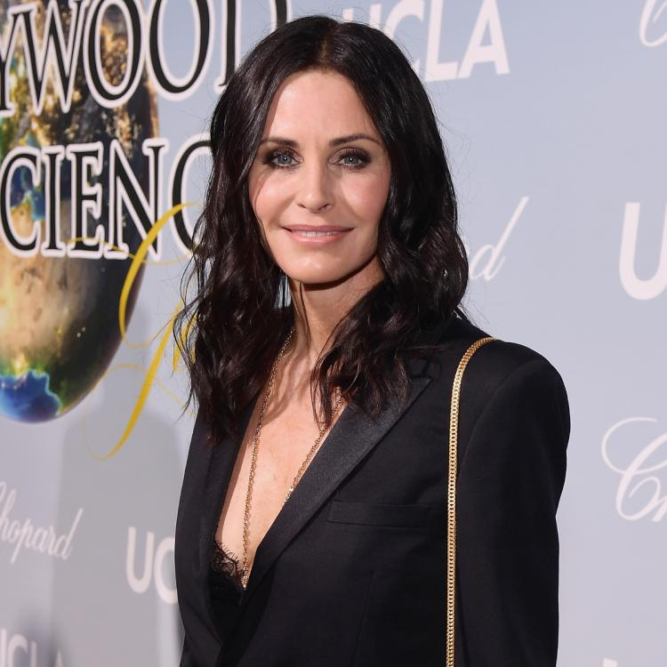 Friends Reunion,courteney cox,Hollywood